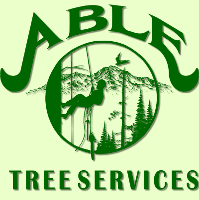 Able Tree Services Logo
